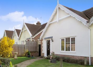 Thumbnail 2 bed semi-detached bungalow for sale in Roman Way, Halesworth