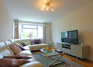 Thumbnail 3 bed flat to rent in Lambourn Close, London