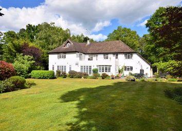 Thumbnail 6 bedroom detached house for sale in Greenacres, Runfold, Farnham