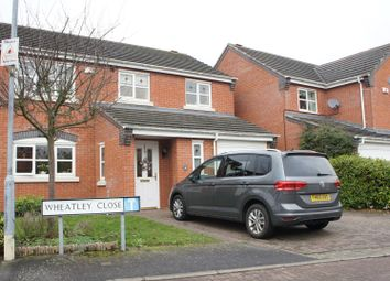 Thumbnail 4 bed detached house for sale in Wheatley Close, Barrow Upon Soar, Loughborough