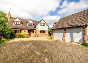 Thumbnail 4 bed detached house for sale in Chapel Lane, Easton, Huntingdon