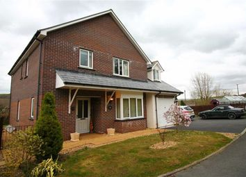Thumbnail 4 bed detached house for sale in Clos Cadno, Aberystwyth, Ceredigion
