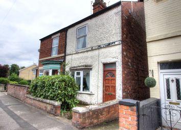 Thumbnail 3 bed semi-detached house for sale in Morton Front, Morton, Gainsborough