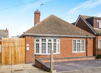 Thumbnail 3 bed detached bungalow for sale in Byron Street, Loughborough