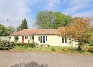 Thumbnail 3 bed detached bungalow for sale in Bradley, Alresford, Hampshire