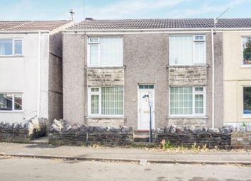 Thumbnail 3 bed semi-detached house for sale in Taillwyd Road, Neath