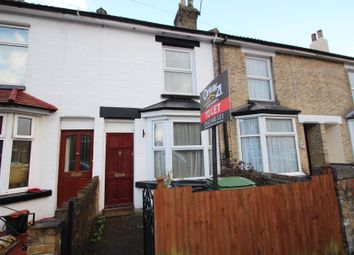 Thumbnail 2 bed terraced house to rent in Milton Street, Maidstone