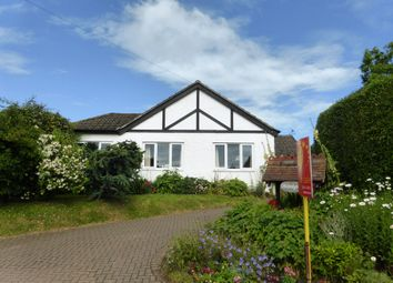Thumbnail 4 bedroom detached bungalow for sale in East Langdon Road, Martin, Nr Dover