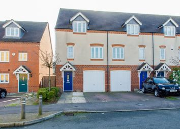 Thumbnail 3 bed end terrace house for sale in Quarry Close, Northfleet, Gravesend