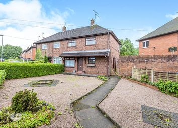 Thumbnail 3 bedroom semi-detached house for sale in Beaver Close, Trent Vale, Stoke-On-Trent