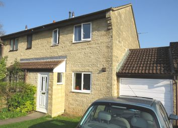 Thumbnail 3 bed semi-detached house for sale in St Johns Road, Timsbury, Bath