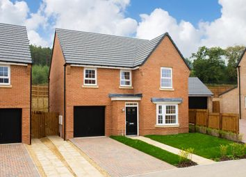 "Thumbnail 4 bedroom detached house for sale in ""Millford"" at New Road, Tankersley, Barnsley"