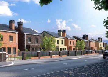 Thumbnail 4 bed detached house for sale in 8, Park Villas, Dundonald