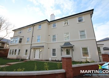 Thumbnail 2 bed flat to rent in Richmond House, Highfield Gardens, Highfield Road, Edgbaston