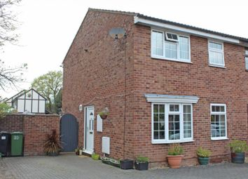Thumbnail 3 bed semi-detached house for sale in Cotswold Drive, Kings Acre, Hereford