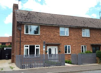 Thumbnail 3 bedroom semi-detached house for sale in Lancaster Road, Blenheim Park, Sculthorpe