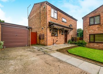 Thumbnail 4 bedroom detached house for sale in Lowlands Close, Rectory Farm, Northampton
