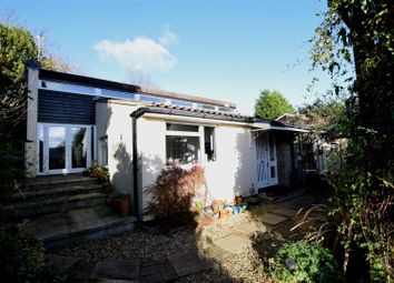 Thumbnail 4 bed semi-detached bungalow for sale in Clevedon Road, Weston-In-Gordano, Bristol