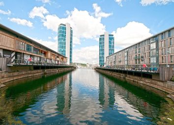 Thumbnail 1 bed flat for sale in The Wharf, Dock Head Road, Chatham