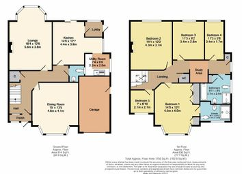 Thumbnail 5 bed semi-detached house for sale in Sevenoaks Road, Halstead, Orpington, Sevenoaks