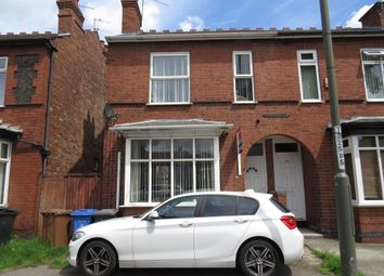 Thumbnail 3 bedroom semi-detached house for sale in Osmaston Park Road, Allenton, Derby