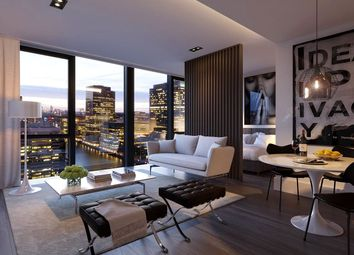 1 bed flat for sale in The Madison, Marsh Wall, Canary Wharf E14