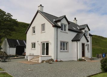 Thumbnail 4 bed detached house for sale in Flodigarry, Staffin, Isle Of Skye