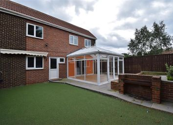Thumbnail 4 bed end terrace house for sale in Garsbeck Way, Ormesby, Middlesbrough