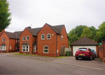 Thumbnail 4 bedroom detached house for sale in Clos Llysfaen, Cardiff