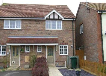 Thumbnail 2 bed semi-detached house to rent in Royce Grove, Leavesden, Watford