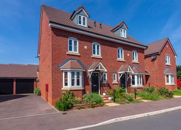 Thumbnail 4 bed semi-detached house for sale in Beamhouse Drive, Ross-On-Wye