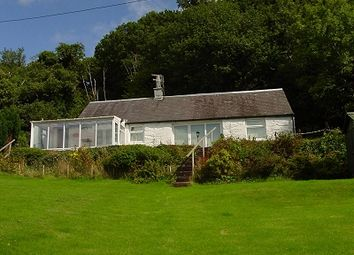 Thumbnail 1 bed detached bungalow for sale in Hazelwood Cottage, Carsluith