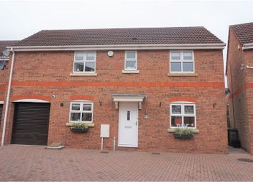 Thumbnail 3 bed semi-detached house for sale in Wadbarn, Solihull