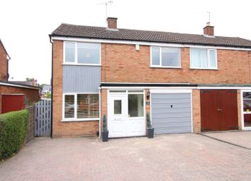 Thumbnail 3 bed semi-detached house for sale in Hamilton Drive, Studley