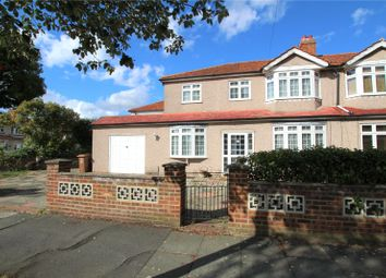 Thumbnail 4 bed semi-detached house for sale in Willow Avenue, Sidcup, Kent