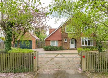Thumbnail 4 bed detached house for sale in Station Road, Irchester, Wellingborough