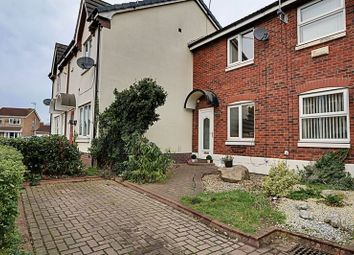 Thumbnail 2 bed terraced house for sale in Kilton Court, Howdale Road, Sutton-On-Hull, Hull