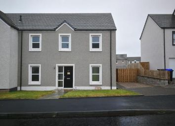 Thumbnail 4 bed property for sale in Stewart Crescent, Peterhead