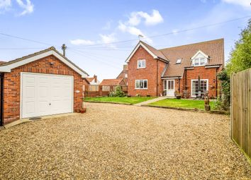 Thumbnail 4 bed detached house for sale in Abbey Road, Sheringham