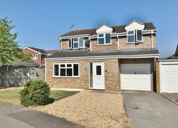 Thumbnail 4 bed detached house to rent in Briars Close, Royal Wootton Bassett, Swindon
