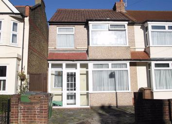 Thumbnail 3 bed semi-detached house for sale in Hampton Road, London