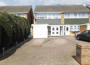 3 bed semi-detached house for sale in Ozonia Way, Wickford SS12