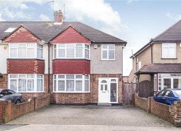 Thumbnail 3 bed semi-detached house for sale in Diamond Road, Ruislip, Middlesex
