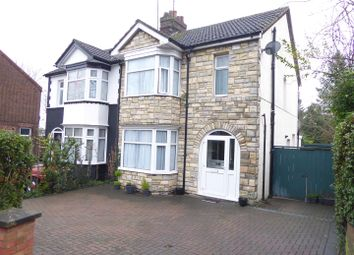 Thumbnail 3 bedroom semi-detached house for sale in Houghton Road, Houghton Regis, Dunstable