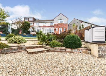 Thumbnail 5 bed detached house for sale in Wheatridge, Plympton, Plymouth