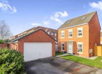 Thumbnail 4 bed detached house for sale in Atlas Way, Ellesmere Port