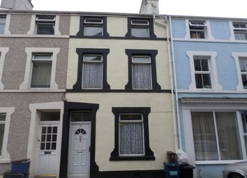 Thumbnail 3 bed terraced house for sale in 16, Pool Lane, Caernarfon