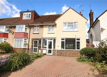 Thumbnail 3 bed end terrace house for sale in King Edward Avenue, Worthing, West Sussex