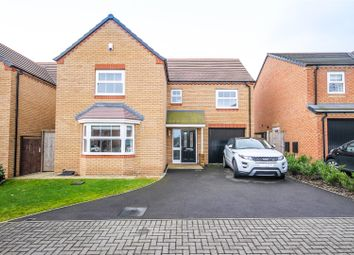 Thumbnail 4 bed detached house for sale in Sandpiper Close, Brownhills, Walsall