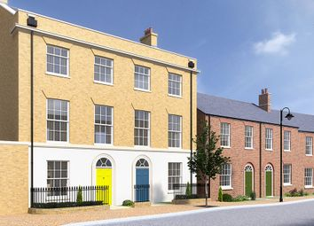 Thumbnail 4 bed semi-detached house for sale in Liscombe Street, Poundbury, Dorchester